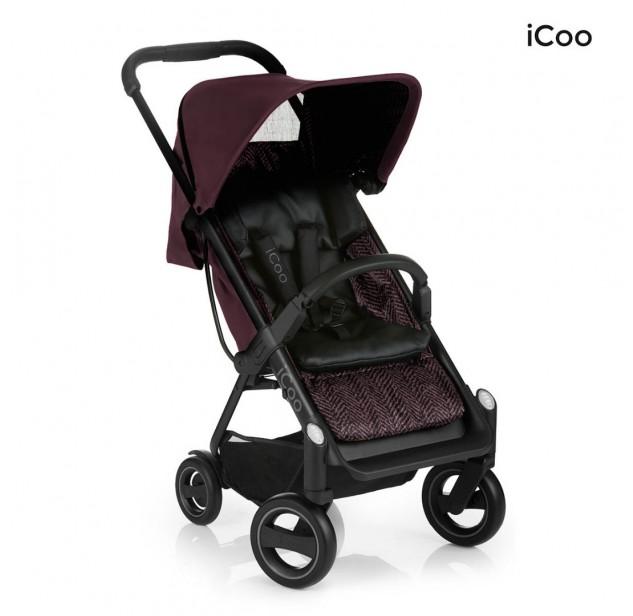 Коляска прогулочная iCoo Acrobat