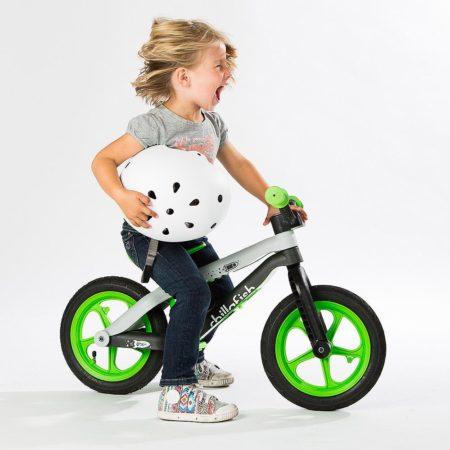 Легкий детский беговел в стиле трюкового Chillafish BMXie (Бээмыкси)