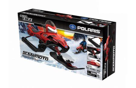 Снегокат SNOW MOTO Polaris Dragon Red DT35082 (Канада)