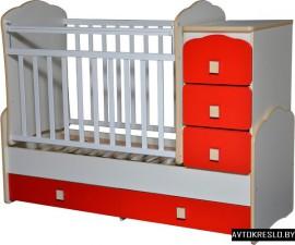 Детская кроватка Антел Ульяна-1