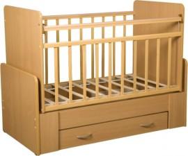 Детская кроватка Антел Ульяна-3 (Трансформер)
