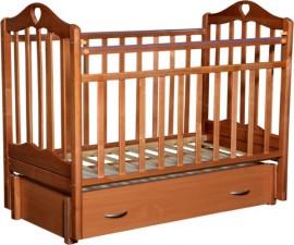 Детская кроватка Антел Каролина-6
