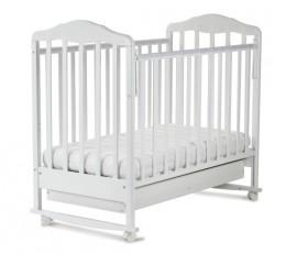 Кроватка детская СКВ Берёзка New ящик (12111х)