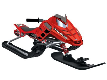 Снегокат SNOW MOTO Polaris Rush Red DT37005 (Канада)