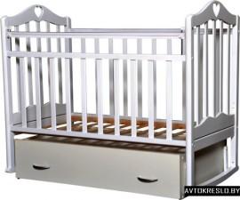 Детская кроватка Антел Каролина-4