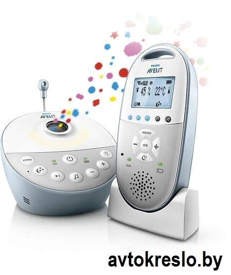 Радионяня Philips SCD580/00