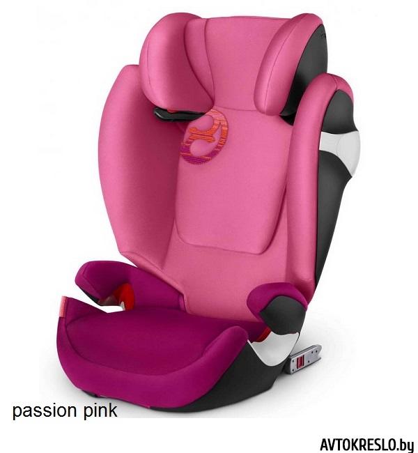 cybex solution m-fix passion pink | avtokreslo.by