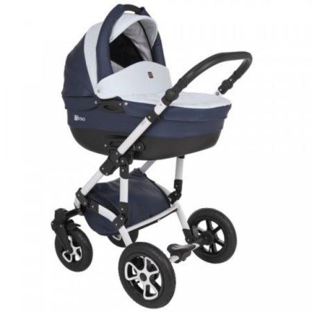 Детская коляска Tutek Tirso ECO Leatherette 2 в 1