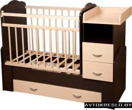 Детская кроватка Антел Алита-1