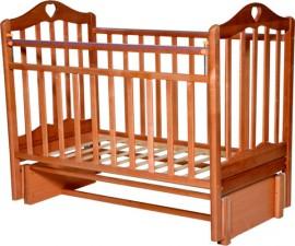 Детская кроватка Антел Каролина-5