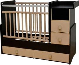 Детская кроватка Антел Ульяна-4