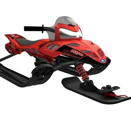 Снегокат SNOW MOTO Polaris Dragon Red DT35082 (Канада)