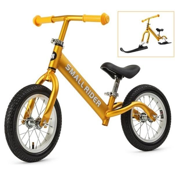 Снегобеги-велобеги Small Rider Foot Racer Air (с лыжами и колесами)