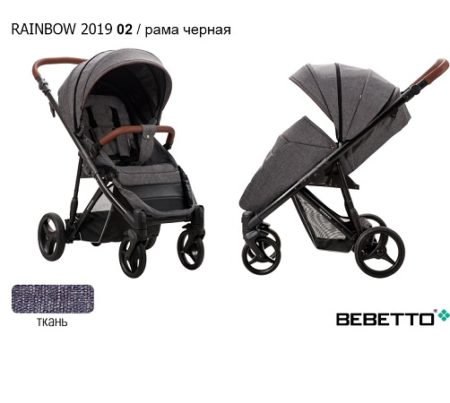 Bebetto Rainbow 2019