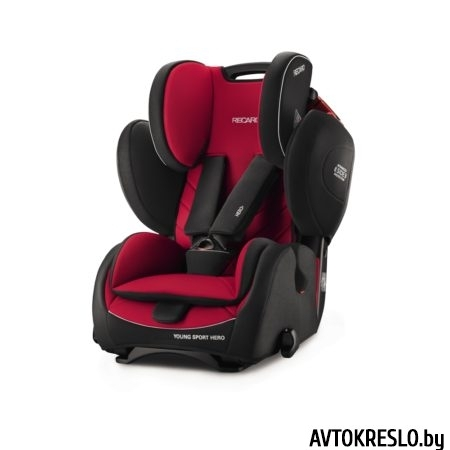 Recaro Young Sport HERO 2017