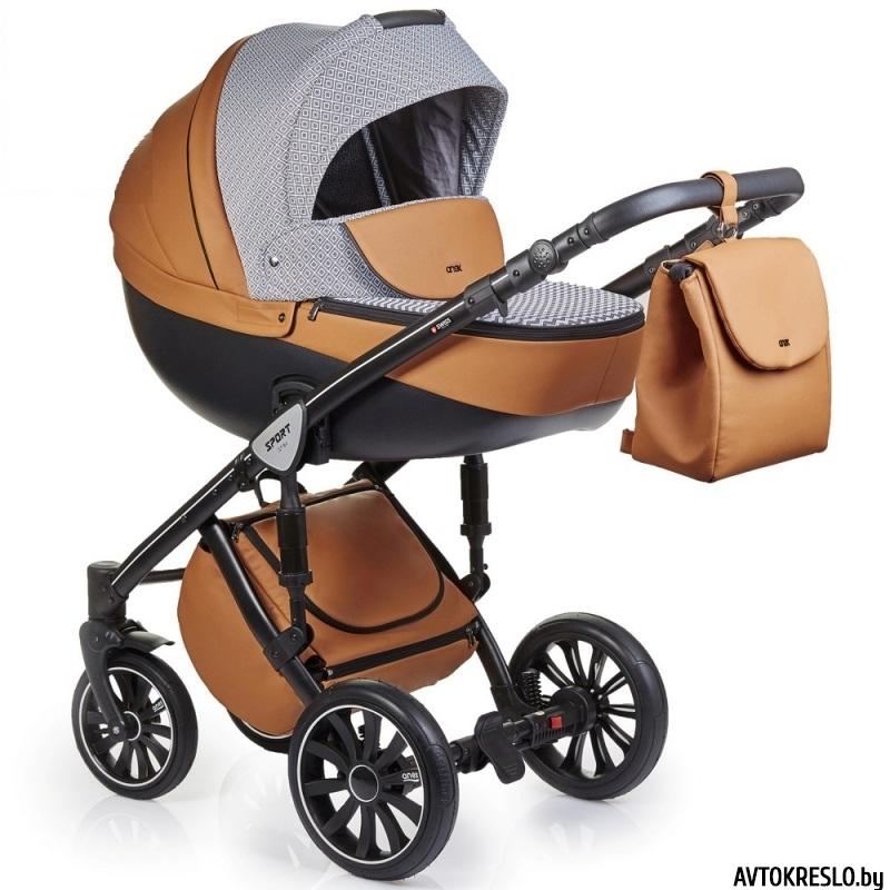 Детские коляски 2 в 1 для новорожденных  купить по