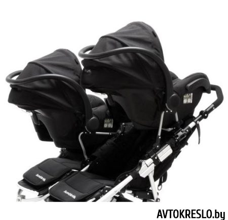 Адаптер для автокресла Maxi Cosi™ для коляски Bumbleride Indie Twin верхний