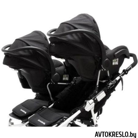 Адаптер для автокресла Maxi Cosi™ для коляски Bumbleride Indie Twin нижний