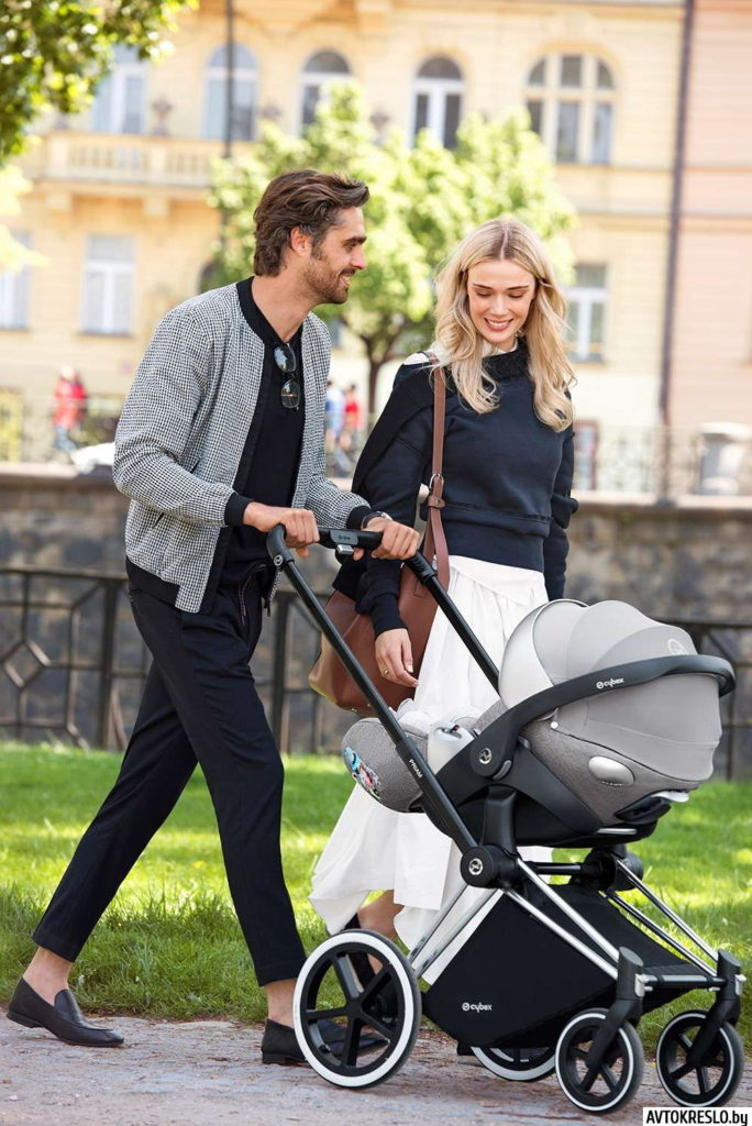 Cybex Cloud Q KOI Crystallized | avtokreslo.by