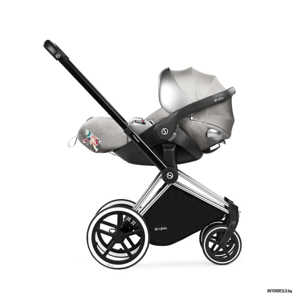 Автокесло Cybex Cloud Q KOI Crystallized | avtokreslo.by