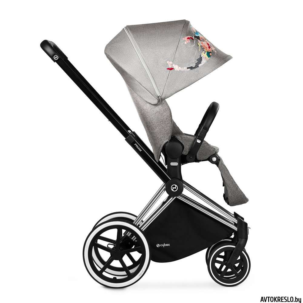 Коляска Cybex Priam KOI Crystallized 2 в 1 | avtokreslo.by