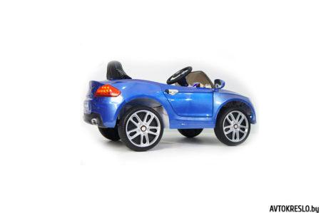 Детский электромобиль Wingo BMW M3 LUX синий лак
