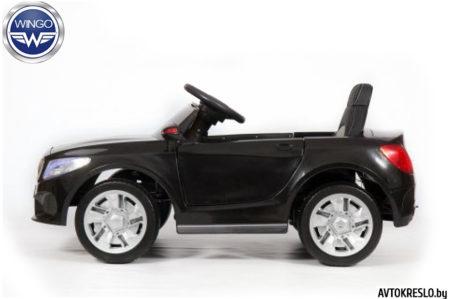 Детский электромобиль Wingo BMW M5 LUX черный