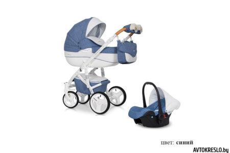 Детская коляска Riko Brano Luxe 3 в 1