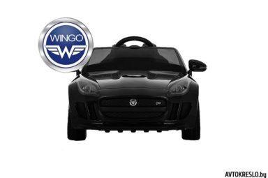 Детский электромобиль WINGO JAGUAR F-TYPE LUX (Лицензионная модель)