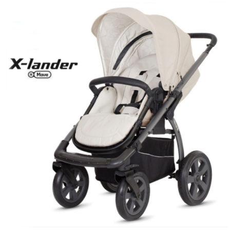 Прогулочная коляска X-LANDER X-MOVE daylight beige/бежевый