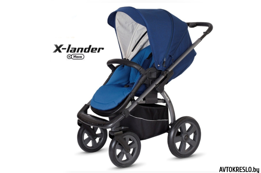 X-LANDER X-MOVE night blue/синий