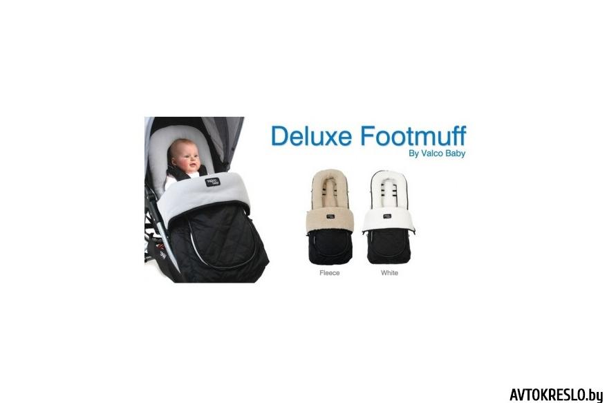 Зимний конверт в коляску Valco Baby Footmuff Deluxe