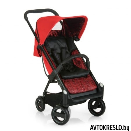 iCoo Acrobat (Fishbone Red)