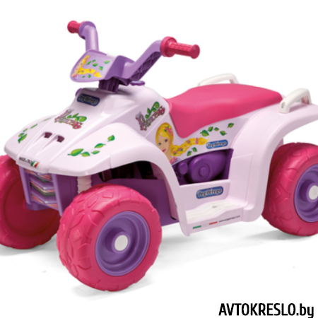 Квадроцикл Peg Perego Princess