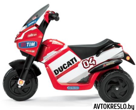 Детский мотоцикл Peg Perego DESMOSEDICI