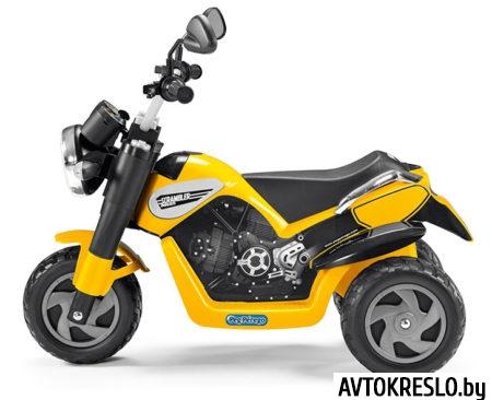 Детский мотоцикл Peg Perego DUCATI SCRAMBLER