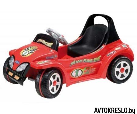 Автомобиль для катания детей 4-х колесный Mini Racer 6