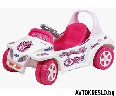 Автомобиль для катания детей 4-х колесный MINI RACER ро