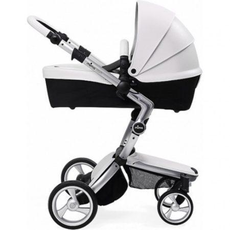Детская коляска MIMA XARI SNOW WHITE 3 В 1