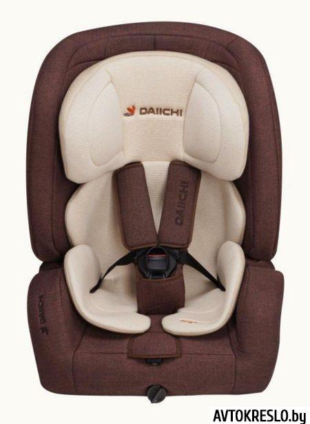Автокресло DAIICHI D-Guard Toddler ISOFIX