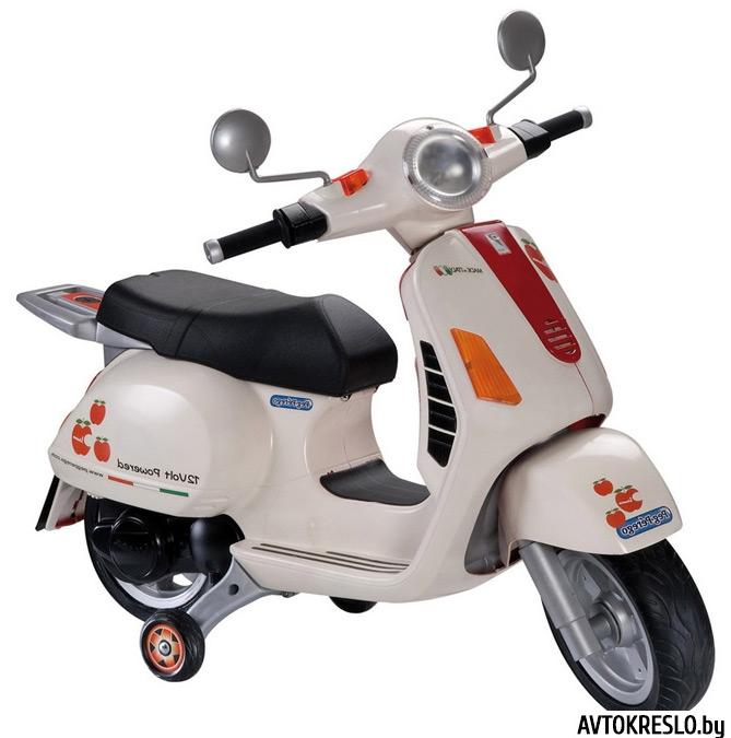 Детский мотоцикл Peg Perego Vespa