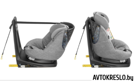 Maxi-Cosi AxissFix Air Nomad Grey