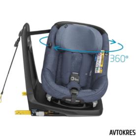 Maxi-Cosi AxissFix Air Nomad Blue