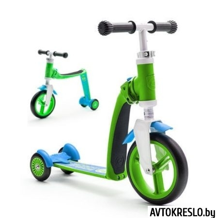 Scoot&Ride Highway Baby Plus