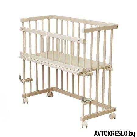 """Кровать детскаяприставная """"Малуша"""" С 751"""
