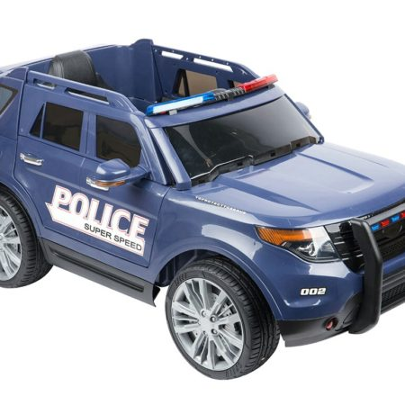 FORD EXPLORER POLICE LUX
