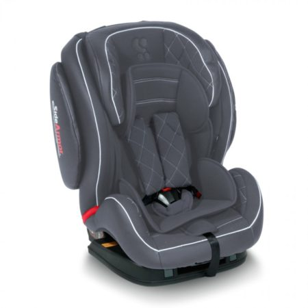 Автокресло LORELLI MARS+SPS ISOFIX Grey Leather