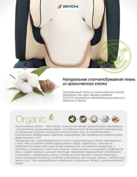 Daiichi D-Guard Junior Organic Mint