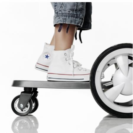 Райдер (приставка для ребенка погодки) к коляске Stokke Xplory