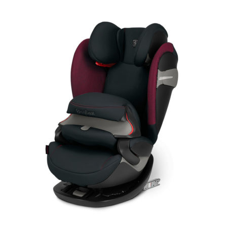 Cybex Pallas S-fix for Scuderia Ferrari Victory Black